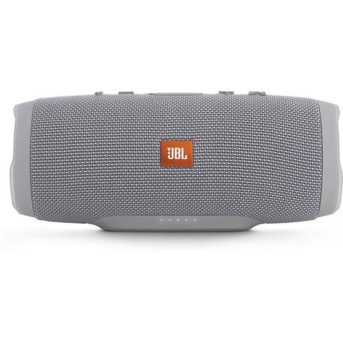 JBL Charge 3 (Gray) Waterproof portable Bluetooth speaker