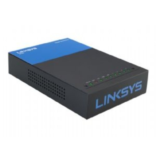 Linksys LRT224 - Router - 4-port switch - GigE