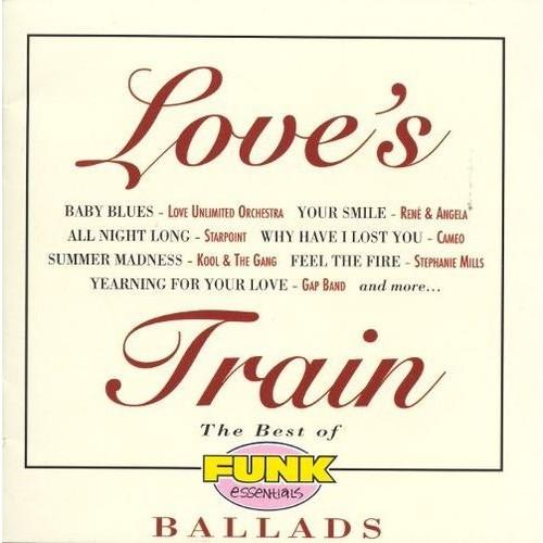 Love's Train: The Best of Funk Essentials Ballads [CD]
