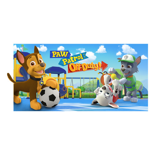 Nickelodeon Paw Patrol Pups in Action Area Rug