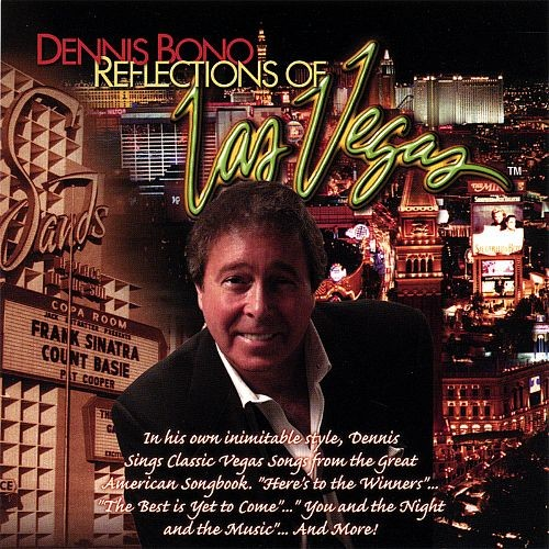 Reflections of Las Vegas [CD]
