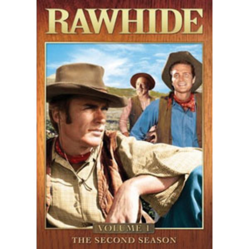 Rawhide: The Second Season, Vol. 1 [4 Discs]