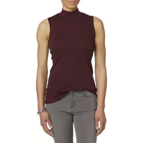 Attention Women's Mock Neck Shell [Fit : Women's]