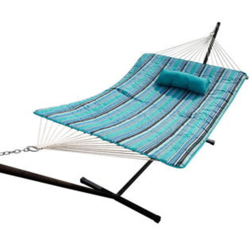 Blue Wave NU3112 Island Retreat Hammock Pillow & Pad Set