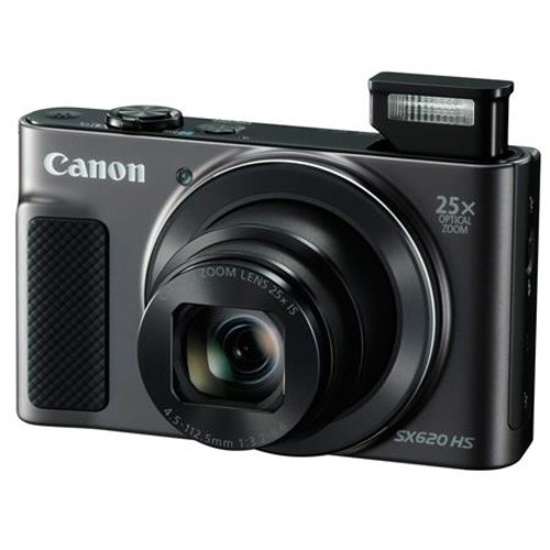 Canon PowerShot SX620 HS Digital Camera and Free Accessories, Black 1072C001 A
