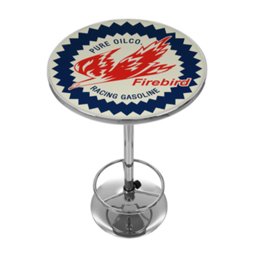 Trademark Gameroom Other Collectibles Corvette C6 Pub Table - Red