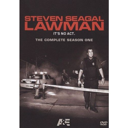 Steven Seagal: Lawman - The Complete Season One [2 Discs] [DVD]