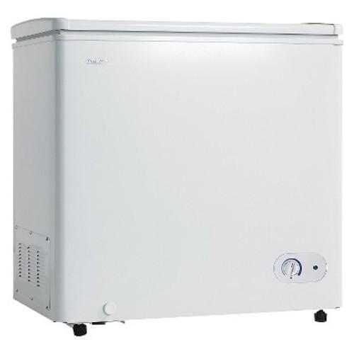 Danby DCF072A2WDB1 Chest Freezer, 7.2 Cubic Feet, White [White, 7.2 cu.ft.]