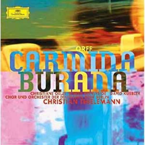 Orchester der Deutschen Oper Berlin/Christian Thie - Carmina Burana [Vinyl]