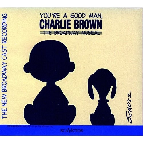 You're a Good Man, Charlie Brown [1999 Broadway Revival Cast] [CD]