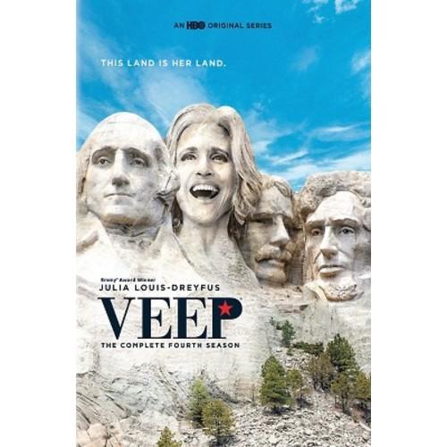 Veep: The Complete Fourth Season [2 Discs] [DVD]