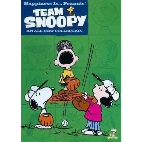 Happiness Is Peanuts: Team Snoopy (DVD)