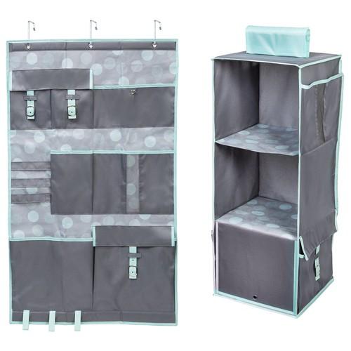 Honey Can Do Closet Organizer Kit