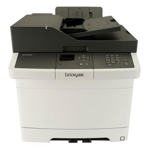 Lexmark CX317dn Integrated Duplex Multifunction Color Laser Printer