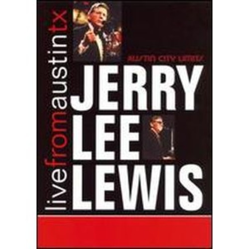 Live From Austin TX: Jerry Lee Lewis DTS/2