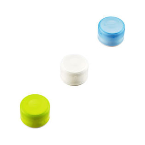 Humangear (Price/EACH)humangear HG-0210 Gotubb 3 Pack, Small, Clear/Green/Blue