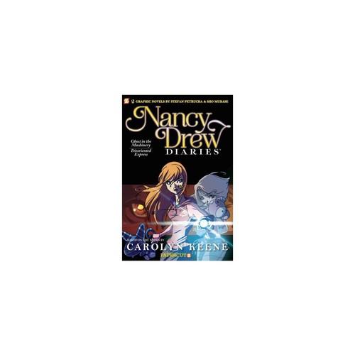 Nancy Drew Diaries 5 Nancy Drew Diaries Reprint