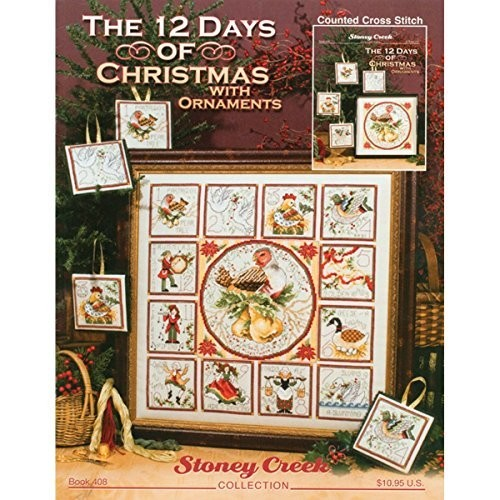 Stoney Creek The 12 Days of Christmas with Ornaments Book