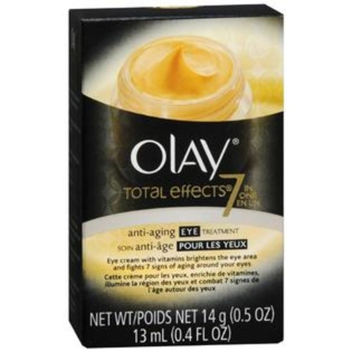 OLAY Total Effects 7 In One Anti-Aging Eye Treatment, 0.5 OZ