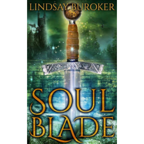 Soulblade (Dragon Blood, Book 7)