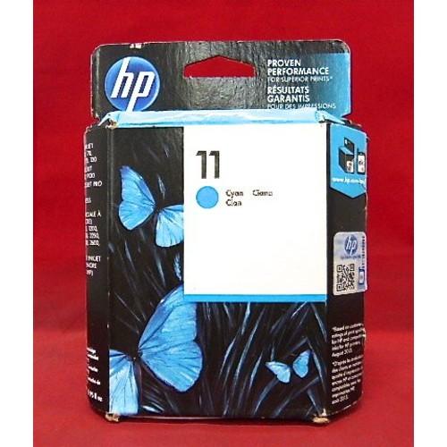 HP 11 Original Ink Cartridge - Single Pack, 1 Each (Quantity)