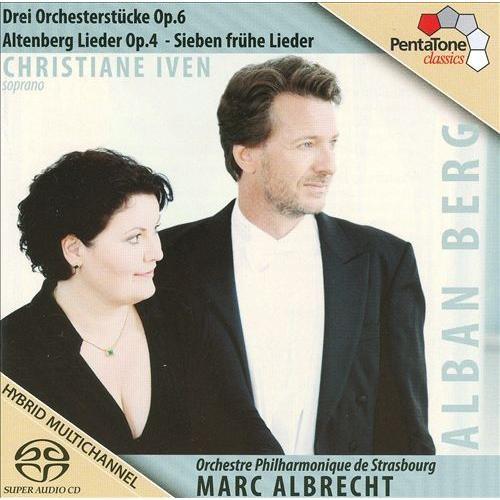 3 Orchester Stucke - CD