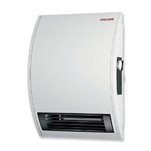 Stiebel Eltron CKT 20E 240-Volt 2000-Watt Wall Mounted Electric Fan Heater with 60 Minute Boost Timer [CKT 20E (2000-watt, with Boost Timer)]