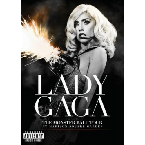 Lady Gaga Presents The Monster Ball Tour At Madison Square Garden (DVD)