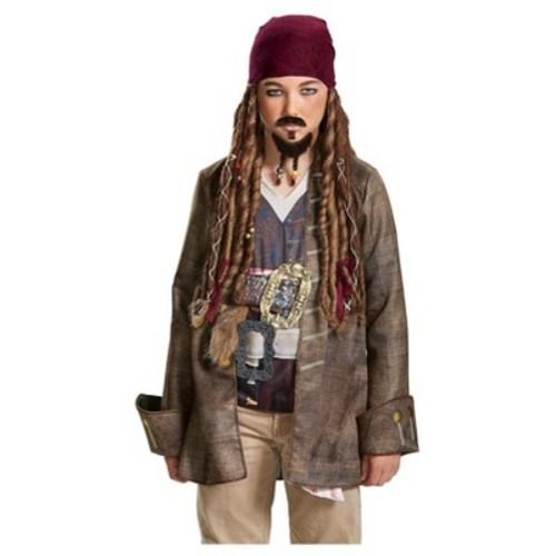 Captain Jack Sparrow Goatee & Mustache