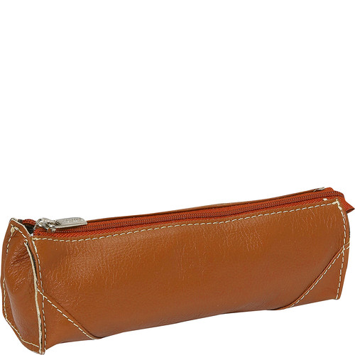 Piel Brush Pencil Bag