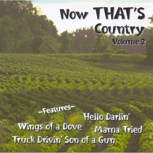 Vol. 2-Now Thats Country CD