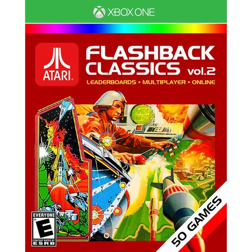 Atari Flashback Classics Vol. 2 - Xbox One
