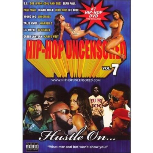 Hip-Hop Uncensored, Vol. 7: Hustle On [DVD] [2005]
