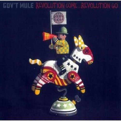Gov't Mule - Revolution Come... Revolution Go [Audio CD]