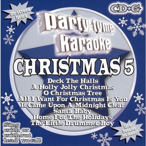 Party Tyme Karaoke: Christmas, Vol. 5 [CD]