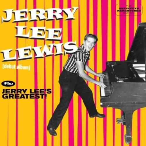 JERRY LEE LEWIS - JERRY LEE LEWIS + JERRY LEE'S GREATEST!