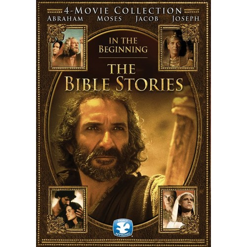 The In the Beginning: The Bible Stories [5 Discs] [DVD]