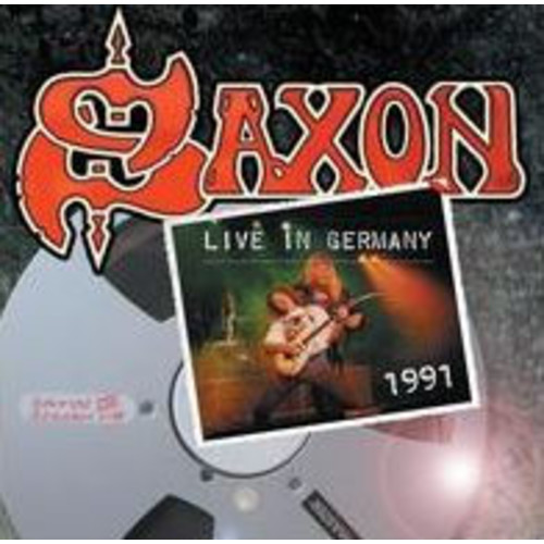 Live in Germany, 1991