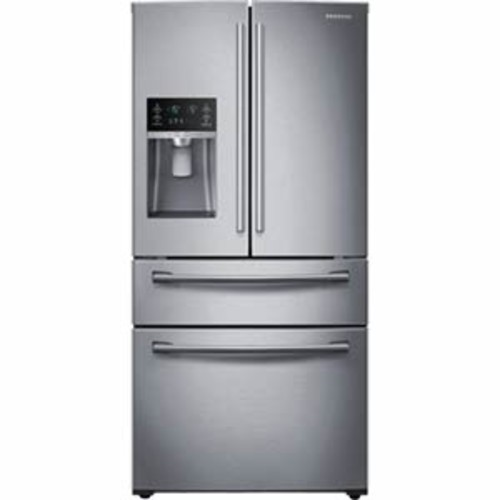 Samsung 28 cu. ft. 4-Door French Door Refrigerator - Stainless Steel