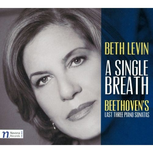 Single Breath: Beethoven'S Last 3 Sonatas - CD