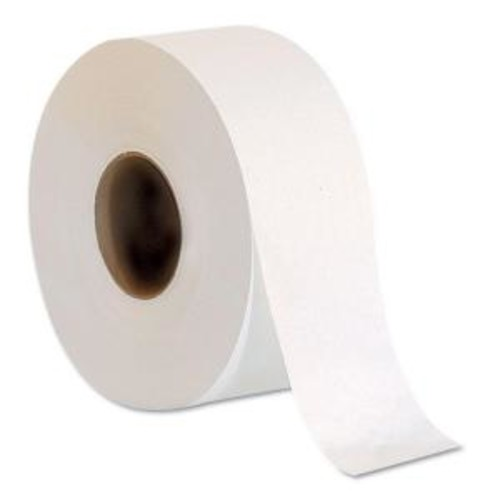 Georgia-Pacific Acclaim 13718 White 1-Ply Jumbo Jr. Bathroom Tissue, 2000' Length x 3.5
