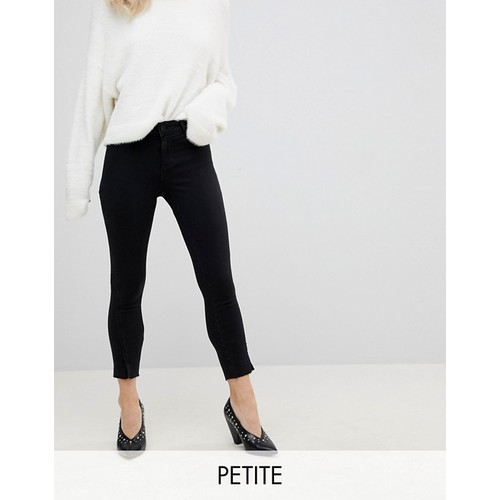 Vero Moda Petite Split Hem Jeans