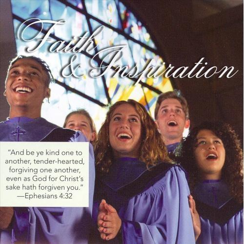 Faith & Inspiration [CD]