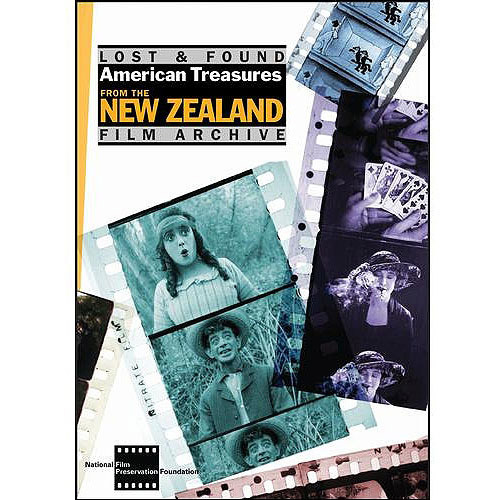 Lost & Found: American Treasures from the New Zealand Film Archive [DVD]