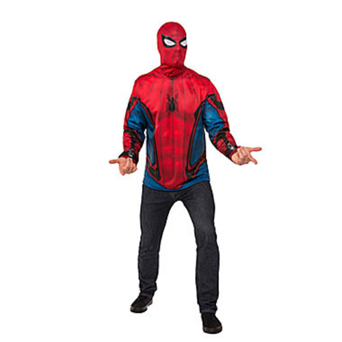 Spider-Man Homecoming - Spider-Man Adult Costume Top