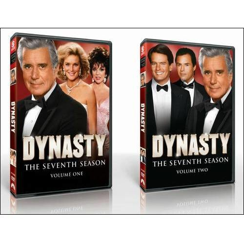 Dynasty: The Seventh Season, Vol. 1 and 2 [DVD]
