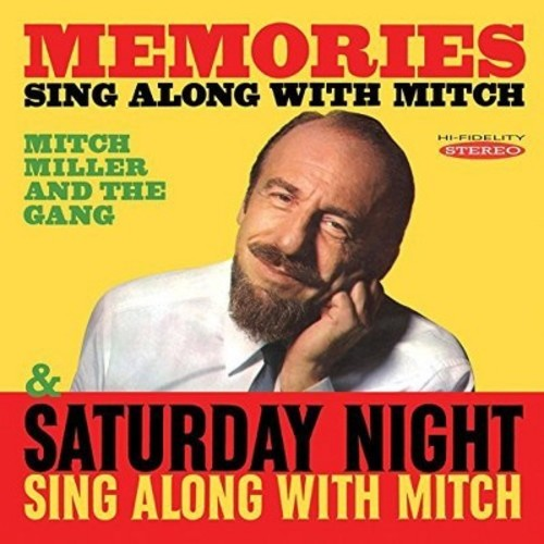 Mitch & The Miller - Memories:Sing Along With Mitch/Saturd (CD)