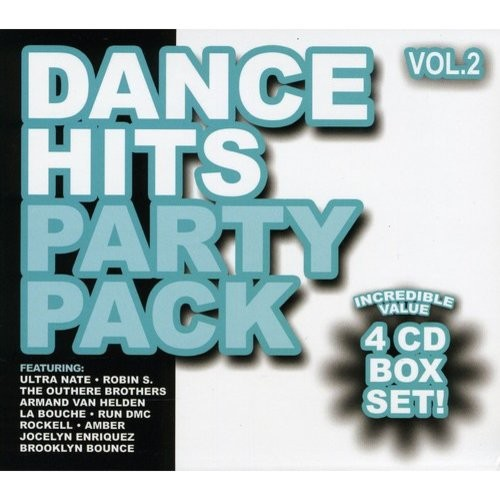 Dance Hits Party Pack, Vol. 2 [CD]