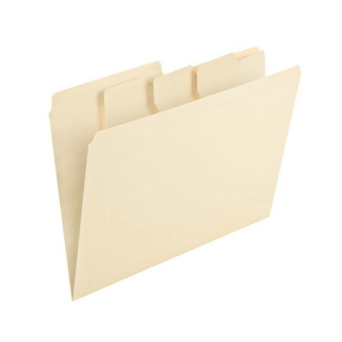 Pendaflex Divide-It-Up File Folders, 24/pk [Stock No. : pack; Mfg. No. : Assorted; Sheet Size : Single; Unit : Assorted]