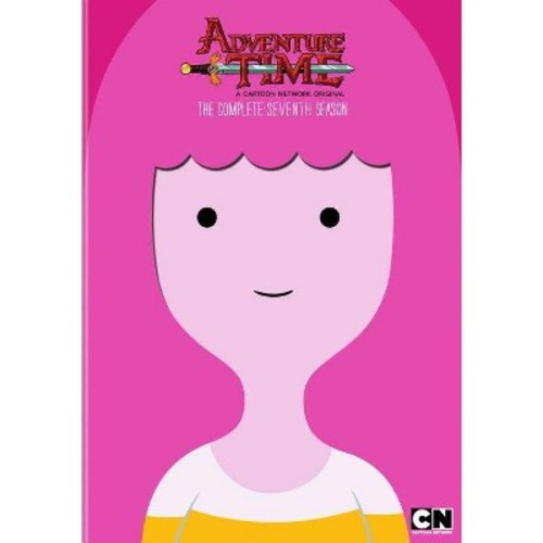 Adventure Time:The Complete Seventh Season [DVD]